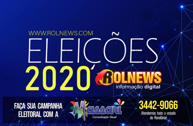 VOLTOU ATRÁS: Glaucione avisa ao TRE que segue na disputa pela reeleição em Cacoal