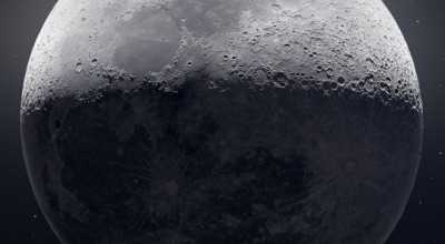A Lua é 200x mais radioativa que a Terra