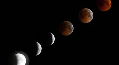 Em novembro você poderá ver planetas, meteoros e eclipse lunar