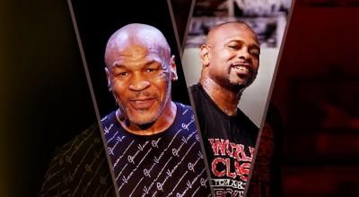 Luta entre Mike Tyson e Roy Jones Jr no sábado (28), não terá controle de antidoping