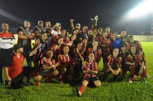 Real Ariquemes conquista o titulo do Rondoniense Feminino 2020