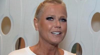 Xuxa desabafa sobre críticas nas redes sociais