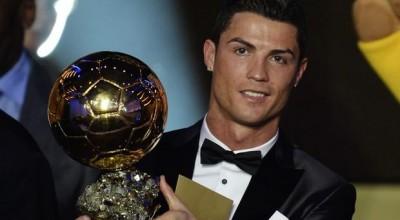Cristiano Ronaldo é escolhido melhor jogador