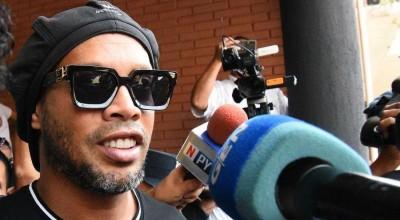Ronaldinho Gaúcho terá que pagar R$ 100 mil de pensão para ex
