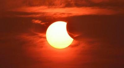Último eclipse do ano