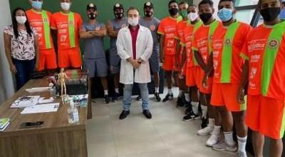 Com elenco reduzido, Guaporé começa pré-temporada