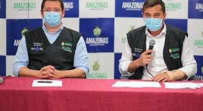 Covid-19: Amazonas amplia medidas e restringe circulação