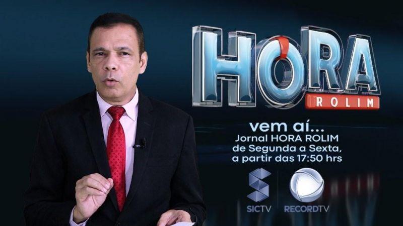 Em breve estréia o Jornal Hora Rolim na Sic Tv