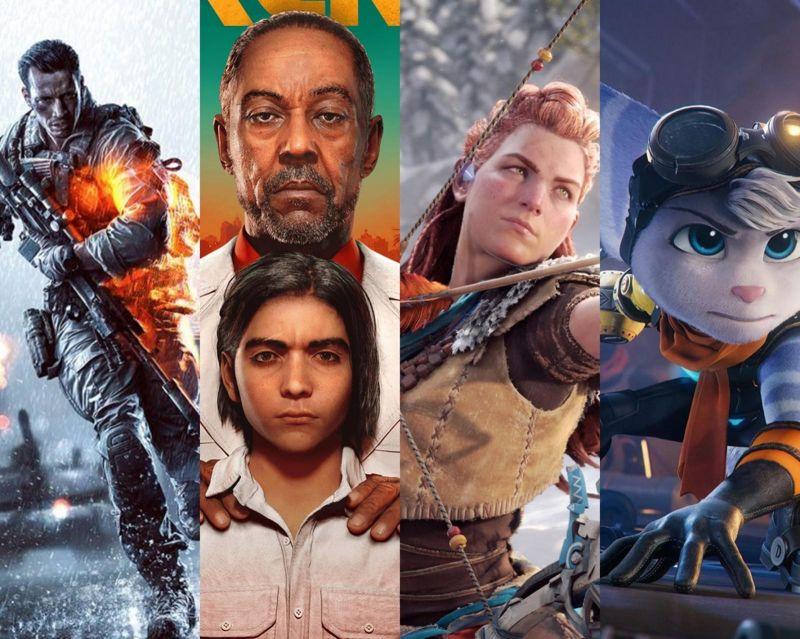 Games mais aguardados de 2021