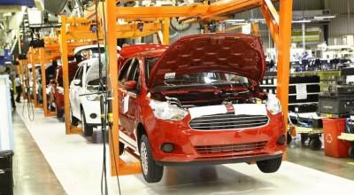 Montadora Ford encerra a produção de veículos no País