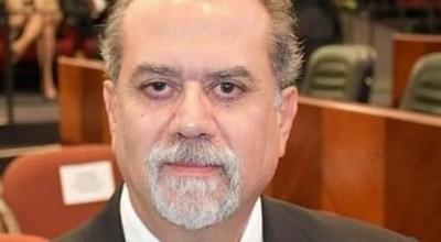 Nota de pesar da prefeitura de Rolim de Moura  pelo falecimento do desembargador Walter Waltenberg