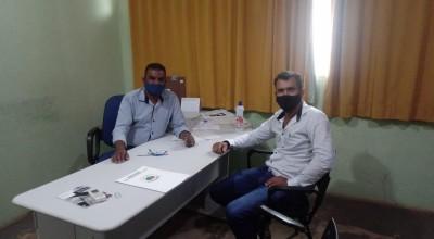 Rolim: Vereador Cidinei da 200 agradece Secretaria de Obras por limpeza de carreador na zona rural