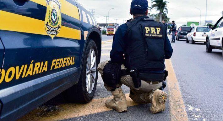 Suspeitos de matar policial rodoviário federal se entregam