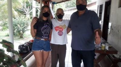 Vereador Eliomar Monteiro visita produtores e ouve reivindicações