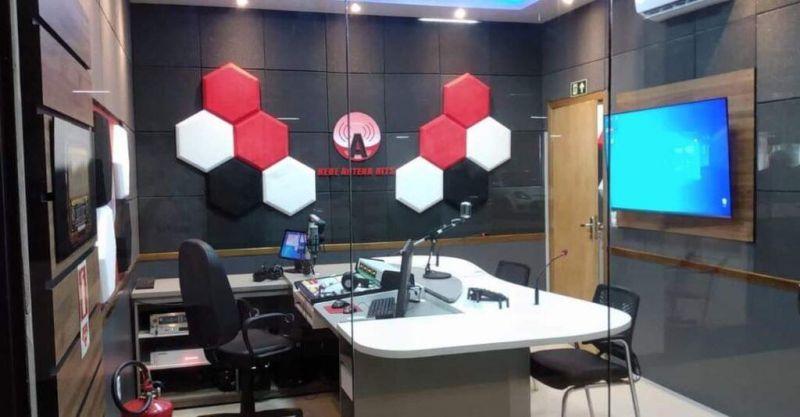Antena Hits inaugura novo estúdio em Cacoal
