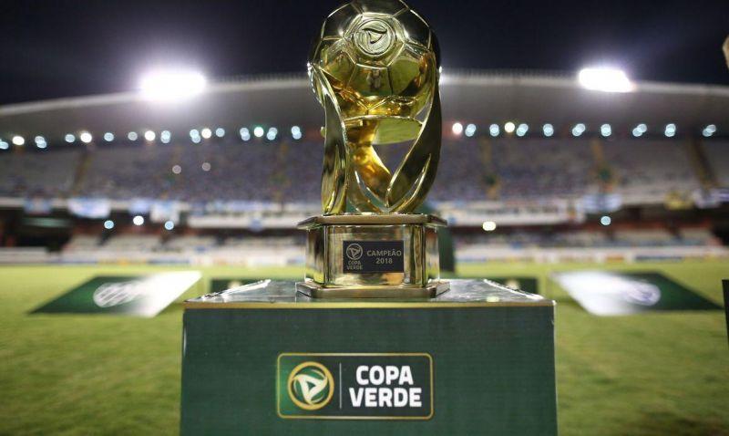Brasiliense e Remo iniciam a decisão da Copa Verde