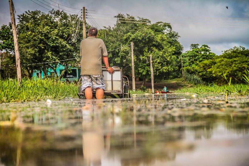 Dados da Agevisa apontam redução no número de casos de leptospirose em Rondônia