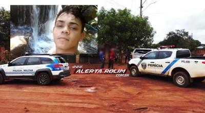 Homem é morto a facadas no Bairro Beira Rio em Rolim de Moura