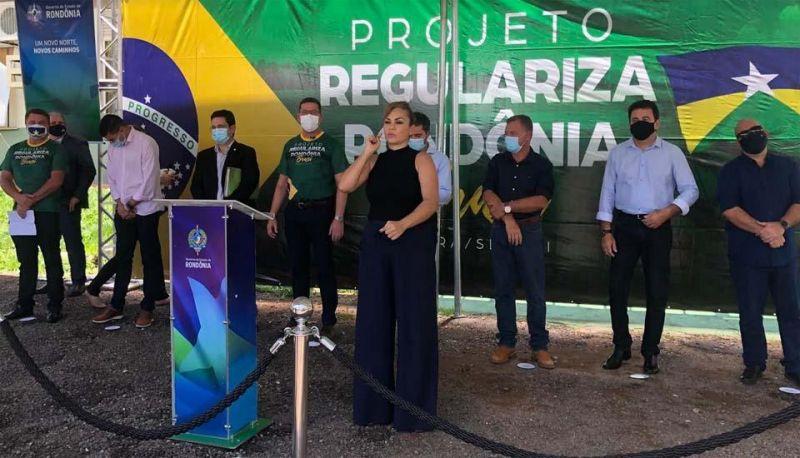 Incra e governo de RO lançam o programa Regulariza