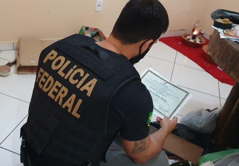 Polícia Federal investiga falso psicólogo que ameaçava expor vida de pacientes