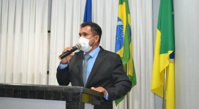 Vereador Cidinei da 200 apresenta requerimento cobrando implantação de Casa de Apoio em Porto Velho