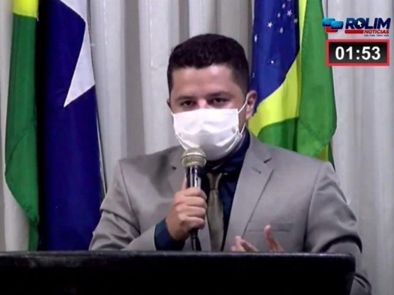 Vereador Ivan Vasconcelos volta a discutir regionalização da saúde