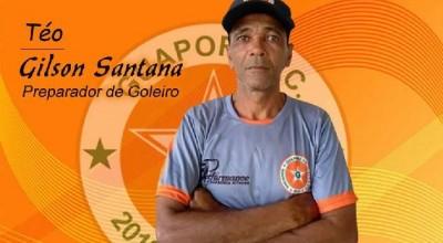 Substituição na comissão do Guaporé com a saída de Junior e a chegada de Gilson Santana
