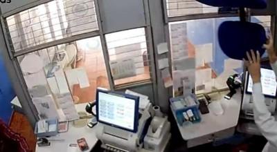 Assaltantes invadem lotérica em Guajará-Mirim, RO, e levam mais de R$ 48 mil