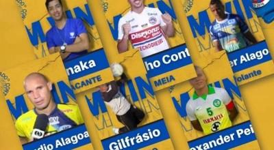 Barcelona anuncia primeiros nomes para a disputa do Campeonato Rondoniense