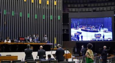 Câmara aprovou, texto-base da PEC Emergencial