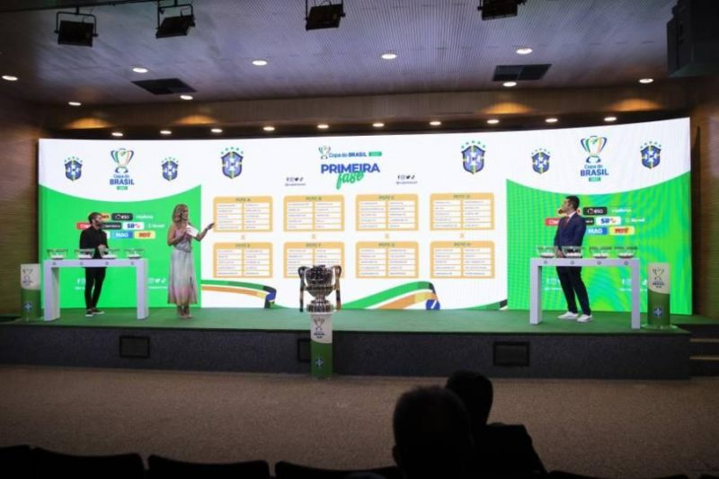 Copa do Brasil 2021: Porto Velho pega o Ferroviário-CE na primeira fase