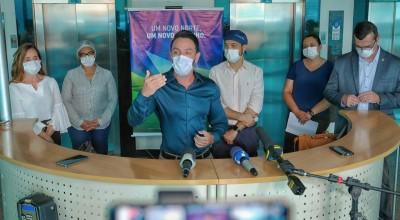 Em defesa do Governador, chefe da Casa Civil confirma compra de vacinas para Rondônia e dá detalhes sobre aquisição dos imunizantes