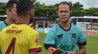 Jonathan Antero apitará Real Brasília x América-RN