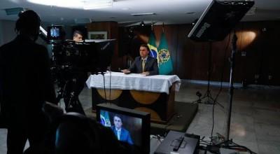 Presidente disse que o Brasil será autossuficiente na produção de vacinas