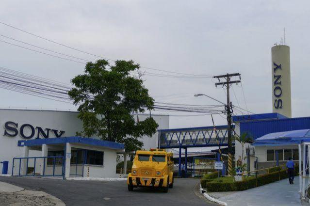 Sony encerrá atividades no Brasil