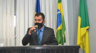 Vereador Cidinei da 200 cobra por mais segurança para população