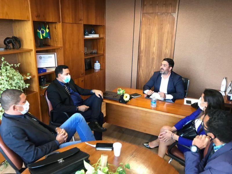 Vereador Eurico Gomes relata sobre a viagem que fez em busca de recursos para Rolim de Moura