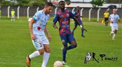 Zagueiro André Morosini é anunciado pelo Real Ariquemes