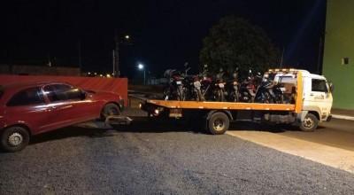 Aumenta venda de veículos irregulares em Vilhena