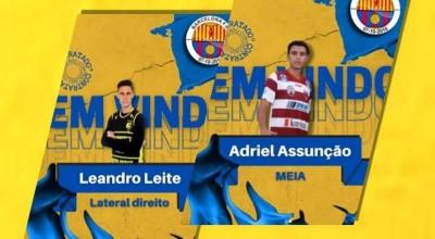 Barcelona anuncia mais dois nomes