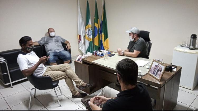 Cacoal: Câmara e defensoria pública sem reuniram para discutir a situação do sorteio das casas do residencial Cidade Verde