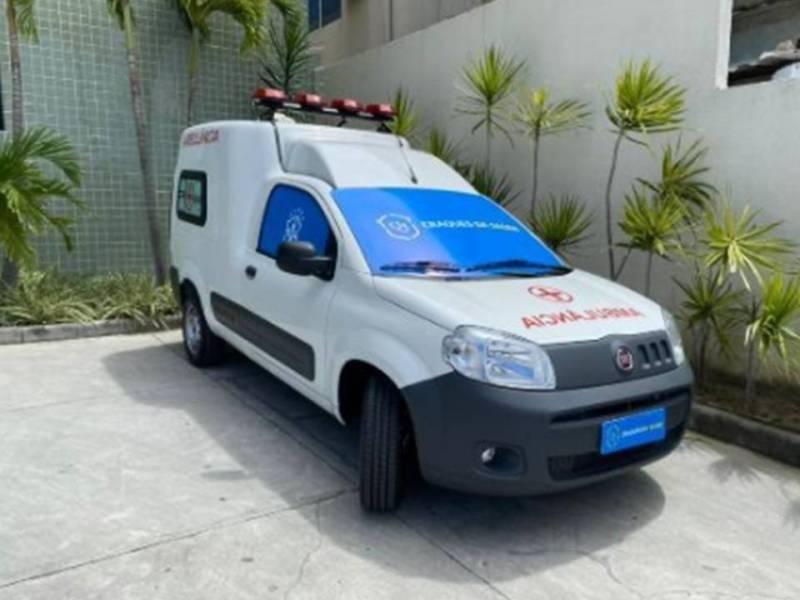 Craques da Saúde: FFER realizará entrega de ambulância para Hospital de Campanha