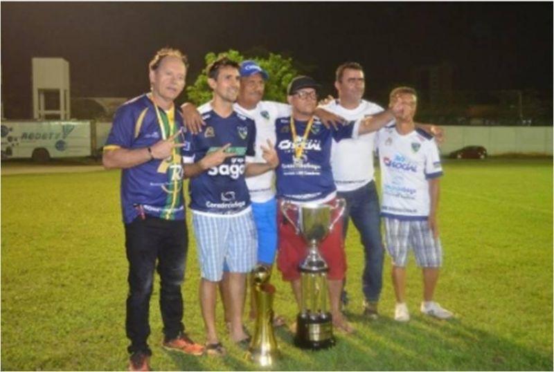 Empresário assume Departamento de Futebol do Rondoniense