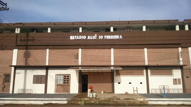 Estádios Aluízio Ferreira e Biancão estão liberados para jogos do Campeonato Rondoniense