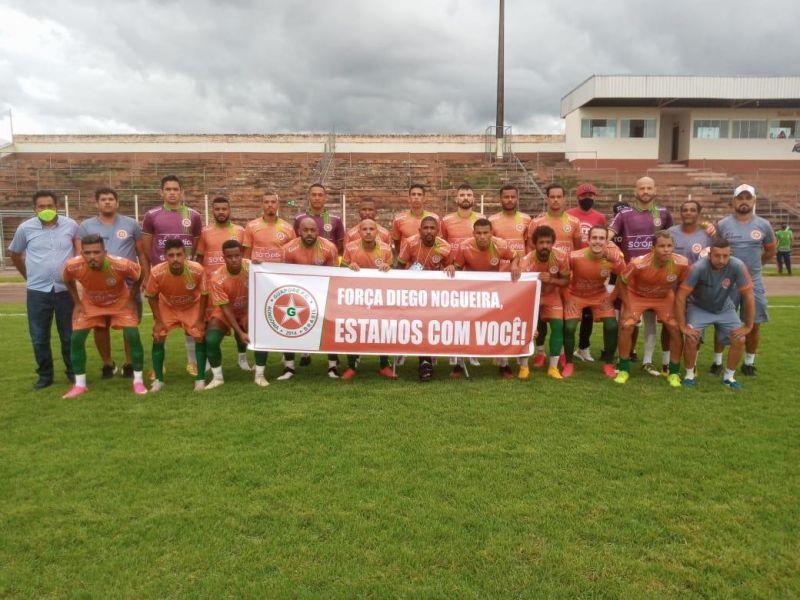 Guaporé fica no empate com Ji-Paraná na estreia do Rondoniense