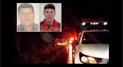 Moradores de Ariquemes que morreram ontem em acidente na BR 364 eram irmãos