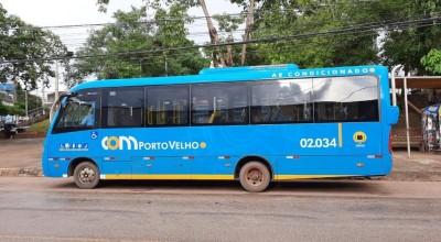 Passagem do transporte coletivo será gratuita durante um mês em Porto Velho