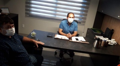 Vereador Eliomar Monteiro consegue 300 mil Reias com deputado Laerte Gomes para compra de tubos corrugados