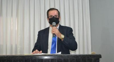Waltão da Obra agradece o Deputado Alex Redano pelos recursos destinados para Rolim de Moura
