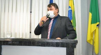 Vereador Eliomar Monteiro busca regularização de loteamento em Nova Estrela